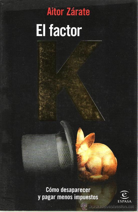 factor k