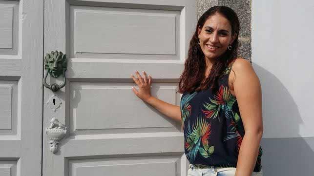 Arianna Acosta es pedagoga especialista en mediación familiar. Foto: LUZ RODRÍGUEZ.